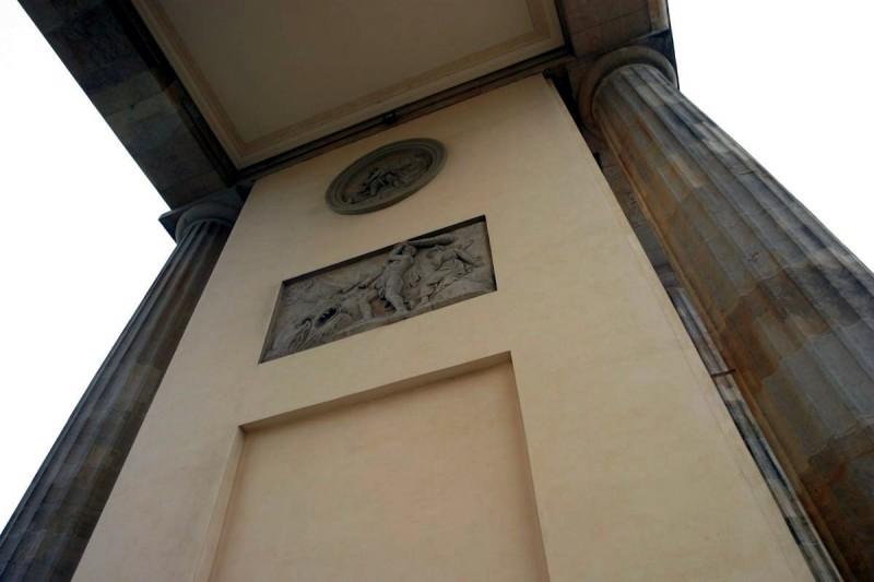 Бранденбургские ворота 3