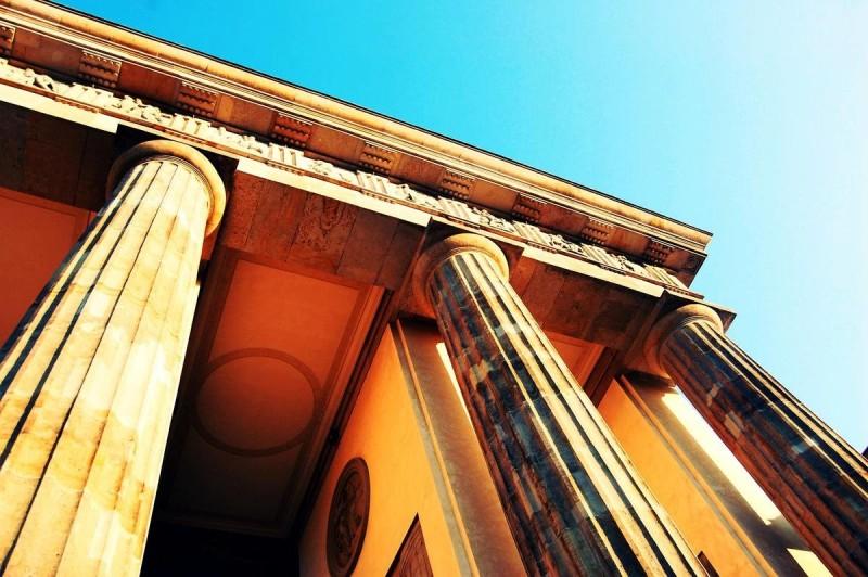 Бранденбургские ворота 4