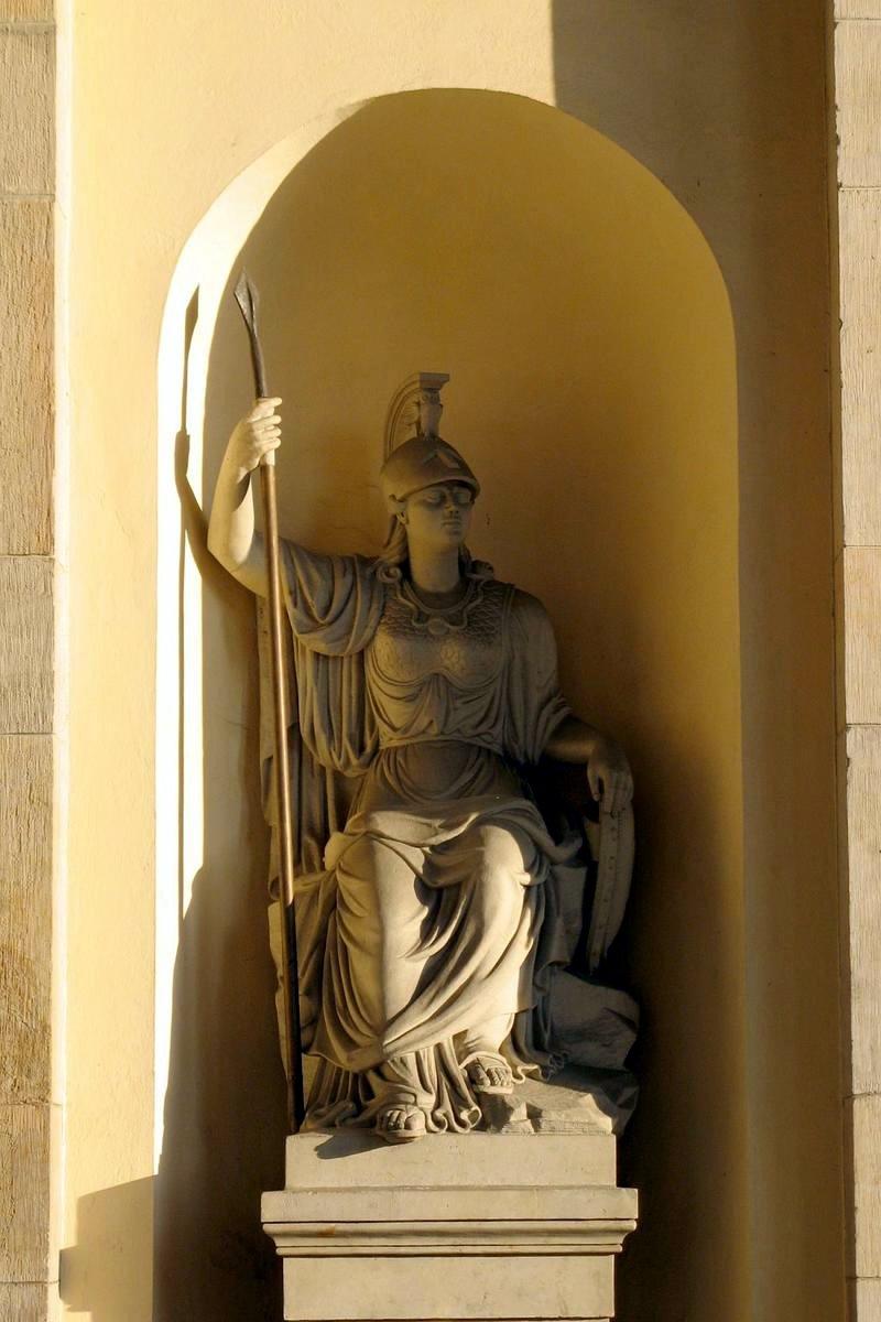 Бранденбургские ворота 8