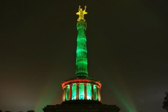 Колонна Победы в Берлине (1)