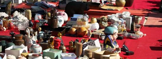 Блошиные рынки в Берлине