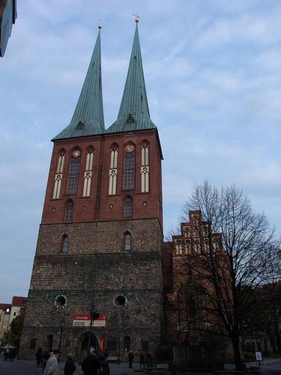 Церковь святого Николая в Берлине