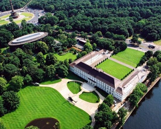 Дворец Бельвю в Берлине (3)