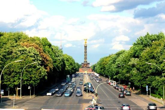 Колонна Победы в Берлине(4)