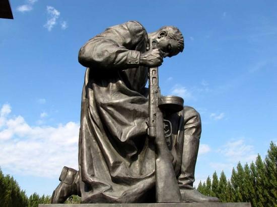 Мемориал павшим советским воинам в Берлине (3)