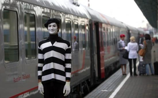 Москва - Берлин поездом (стоимость билетов)