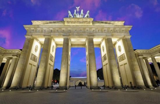 Майские праздники в Берлине
