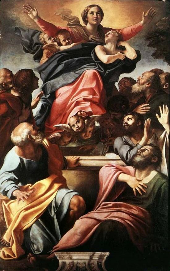 Вознесение Марии в Берлине (2)