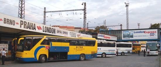 Как добраться из Праги в Берлин (1)
