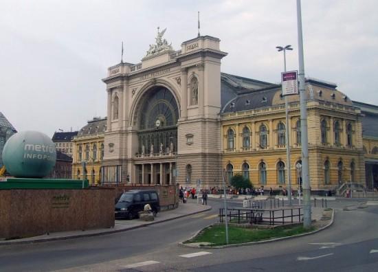 Как добраться из Будапешта в Берлин (3)