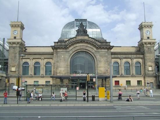 Как добраться из Дрездена в Берлин (1)