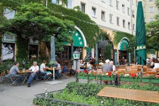 Пивная Georgbrau в Берлине (3)