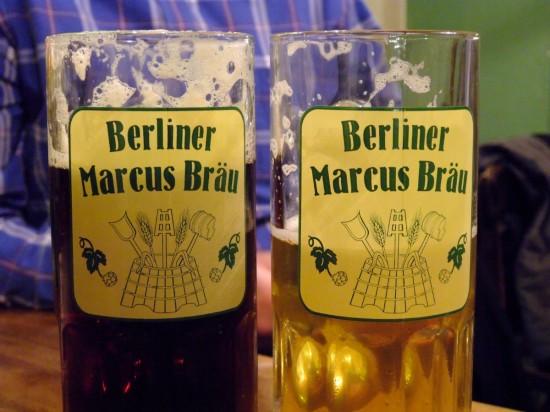 Пивная Marcus Bräu в Берлине (2)