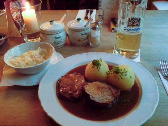 Пивная Weihenstephaner в Берлине  (1)