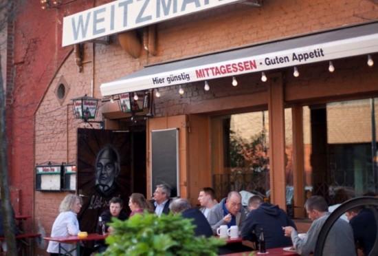 Пивная  Weitzmann в Берлине (2)