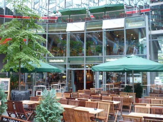 Пивная lindenbräu am potsdamer platz в Берлине (3)