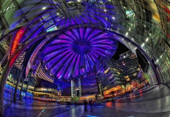 Сони-Центр в Берлине3