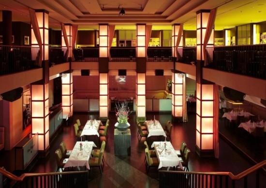 Клуб-ресторан Felix в Берлине3