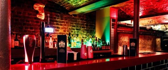 Клуб Marooush в Берлине