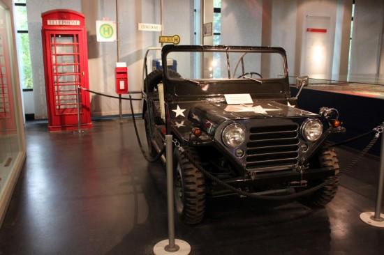 Музей союзников в Берлине 1