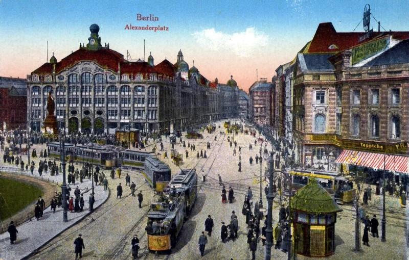 Александерплац - история 2