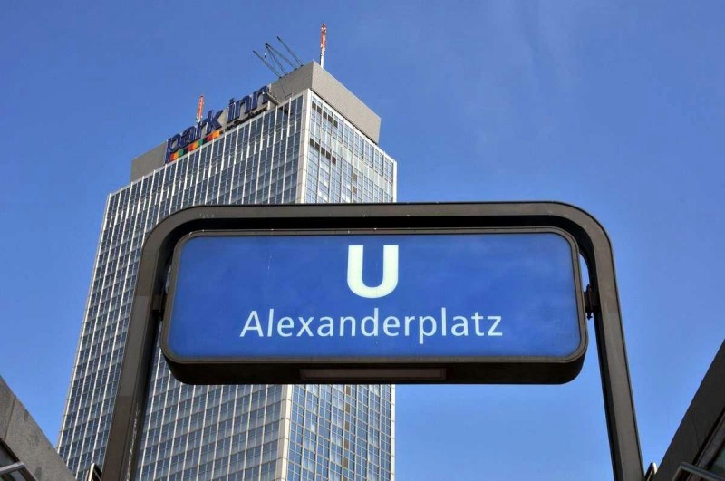 Александерплац - метро